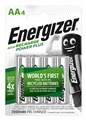 Аккумулятор AA/(HR6) Energizer Recharge Power Plus, AA/(HR6), 2000mAh, LSD Ni-MH, блистер 4шт, цена за уп., Japan 100%